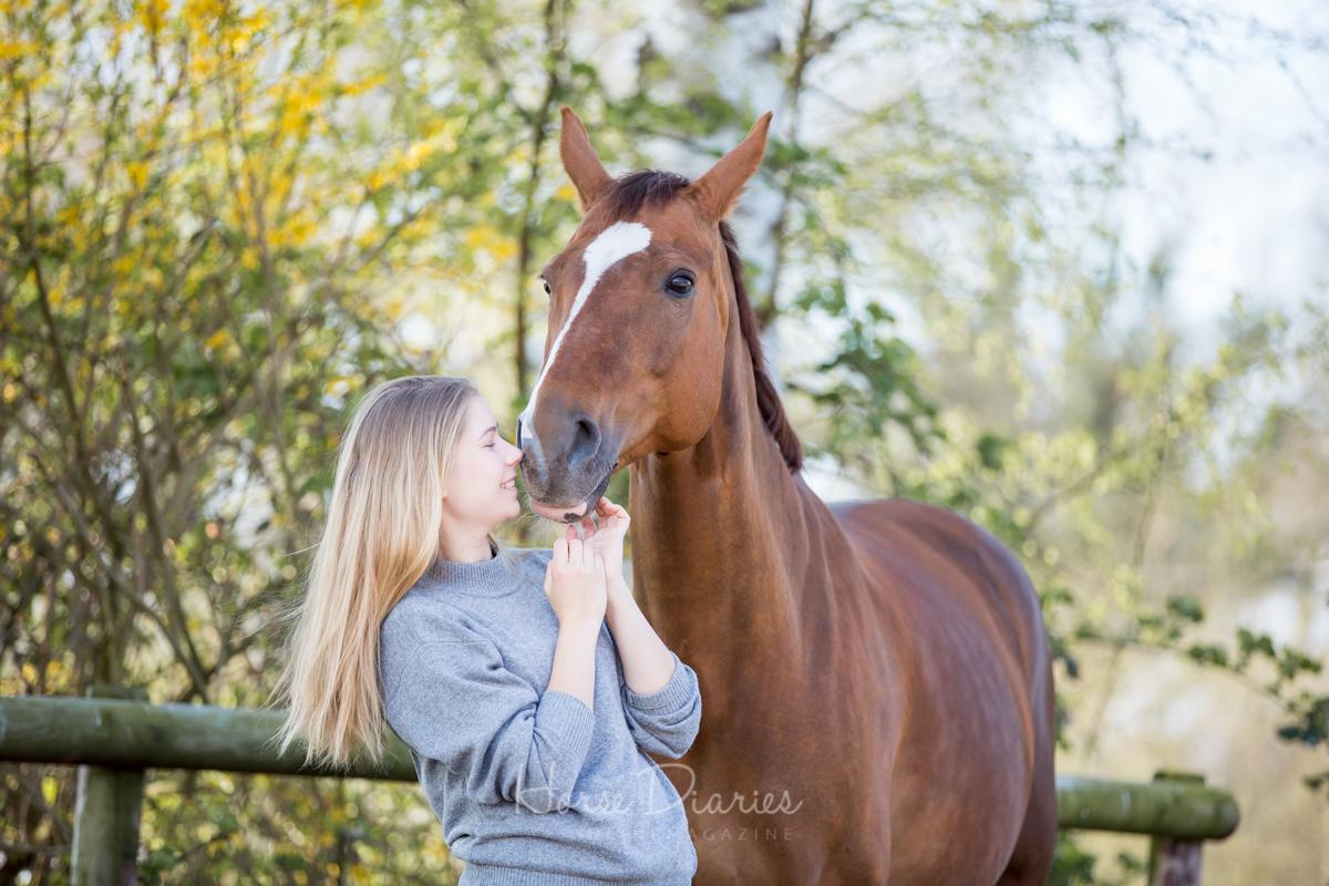 pferd zyste eierstock